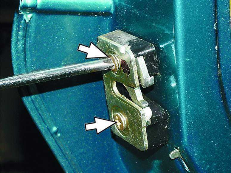 Ремонт ваз 2110 ремонт замка двери