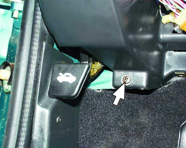 Фото №40 - ВАЗ 2110 устройство панели