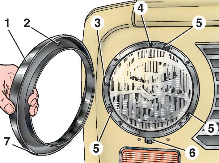 Как отрегулировать свет фар на ваз 21214 своими руками 4