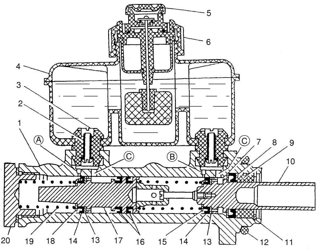 территорию ремонт главного тормозного цилиндра в картинках нее создан специальный