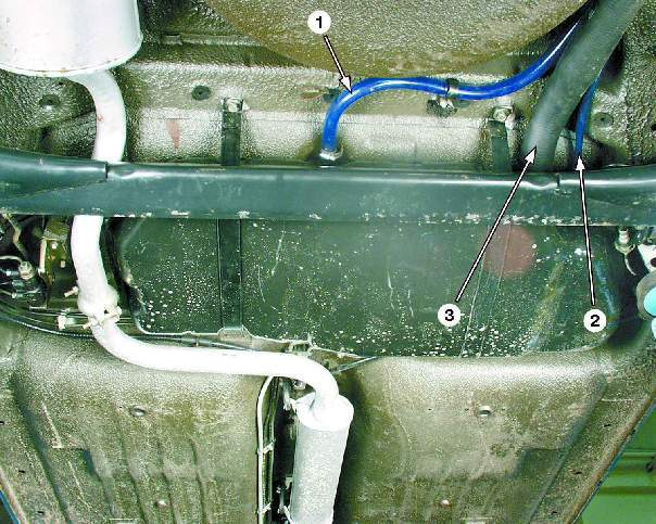 Как заменить бензонасос на ваз 2108