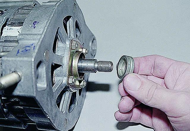 Видео ремонт генератора ваз 2107 своими руками видео
