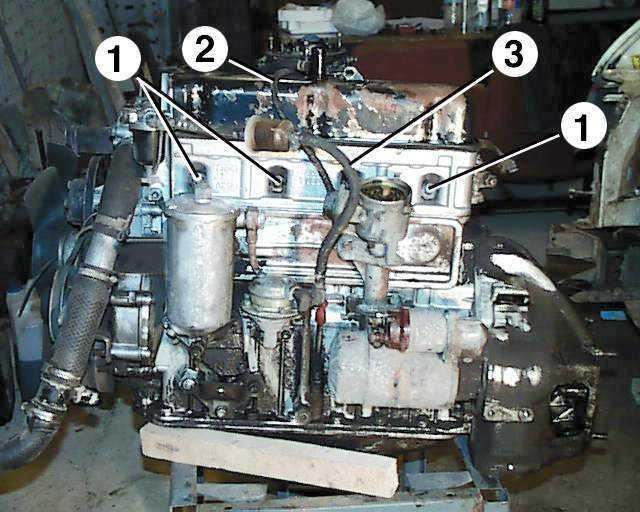 Двигатель Змз 40522Р - nikopharm