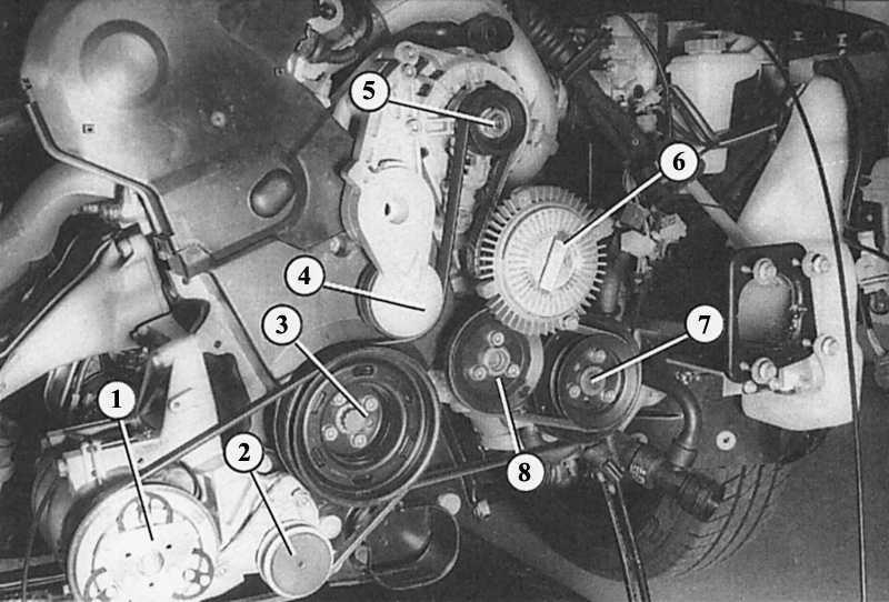 перцы как выставить переднюю опору даигателя ауди 80 номер
