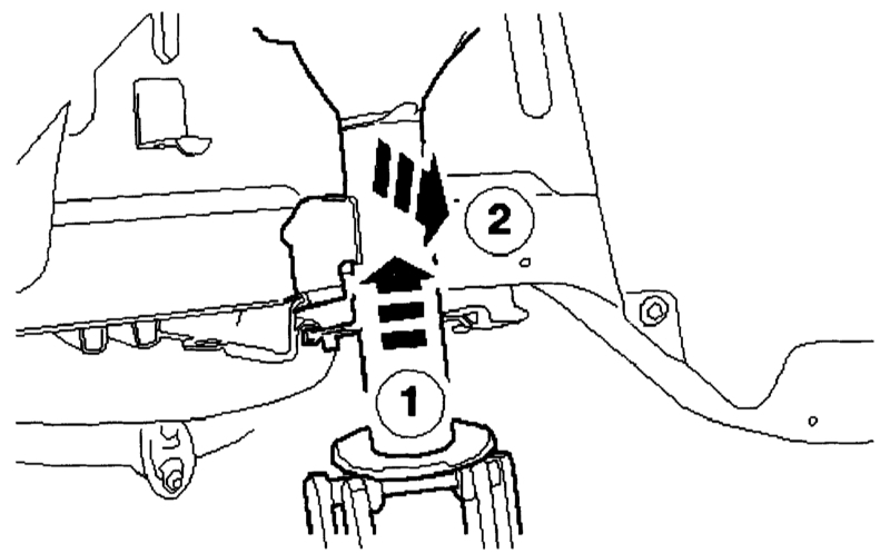 Замена задних стоек форд мондео 3