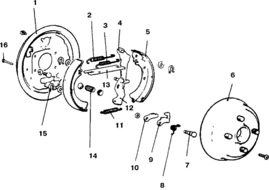 схема стояночного тормоза ланцер 6 93 года выдавать справки