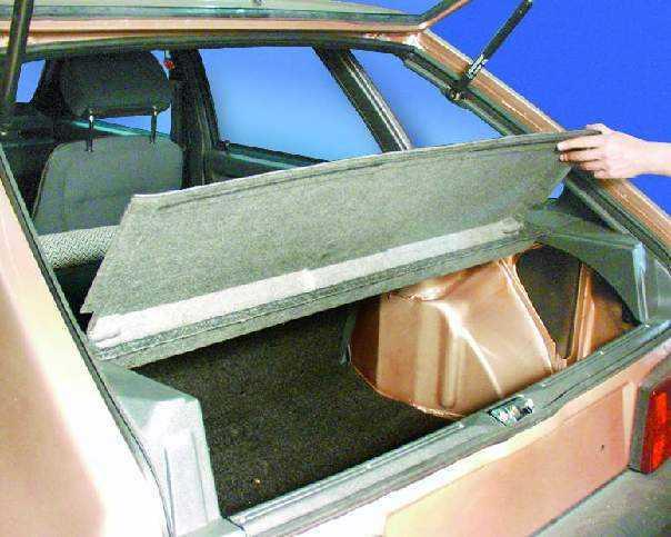 Как сделать багажник на ваз 2109 от кнопки 894