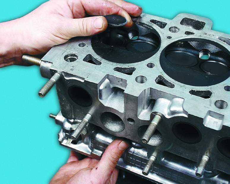 Фото №16 - ВАЗ 2110 разная компрессия в цилиндрах