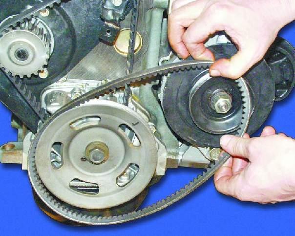 Как сделать ремень генератора своими руками 31