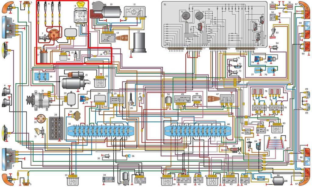 Руководство по Ремонту Газ 31105