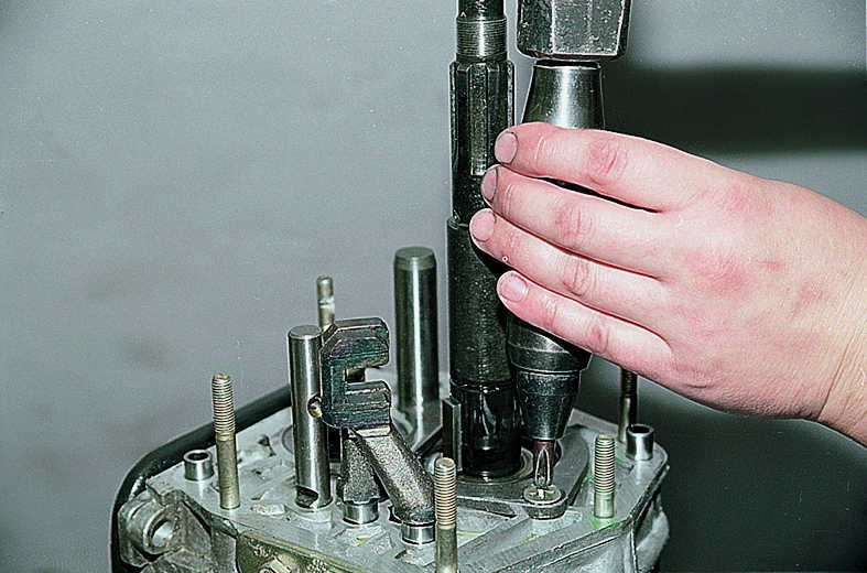 Ремонт коробки передач на ваз 2106 своими руками