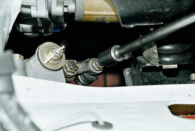 результате ваше как заменить рулевую тягу на ваз 2107 товара всей России