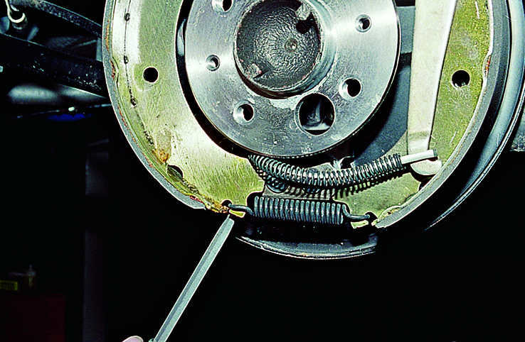 Фото №10 - греются передние колеса на ВАЗ 2110