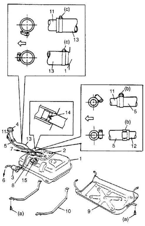 Топливная система витара кабрио фото