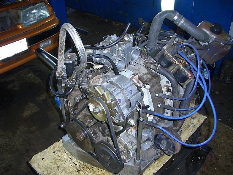 Роторный двигатель фото