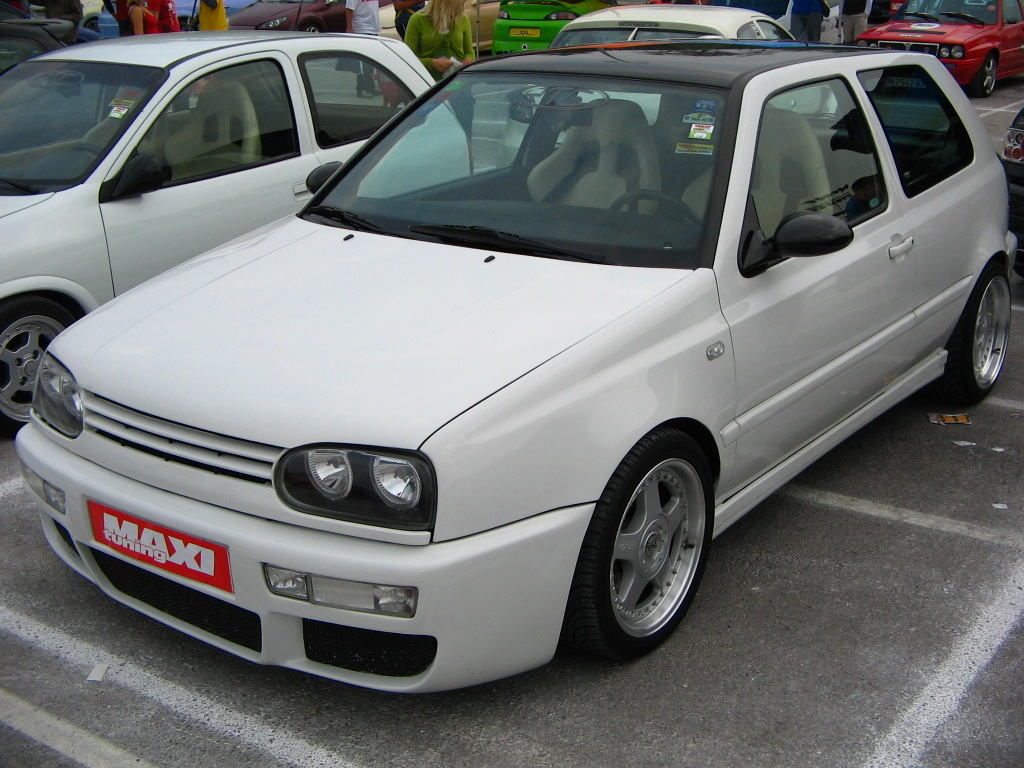 все для тюнинга volkswagen golf 3