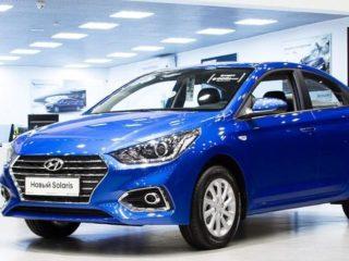Ограниченная серия Solaris от Hyundai выпущена специально для РФ