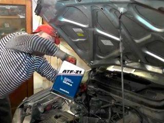 Замена масла в МКПП и АКПП Хонда Аккорд 6, 7, 8, 9