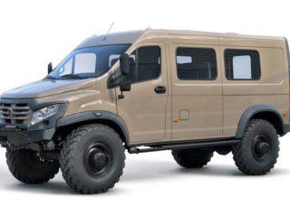 Предприятие ГАЗ отстояло в суде авторство на модель «Вепрь»