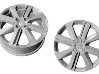 АвтоВАЗ разработал новую внешность для колёсных дисков