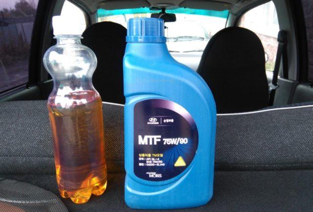Замена масла в АКПП Daewoo Matiz и советы по обслуживанию коробки