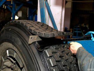 Как восстанавливают протектор колеса