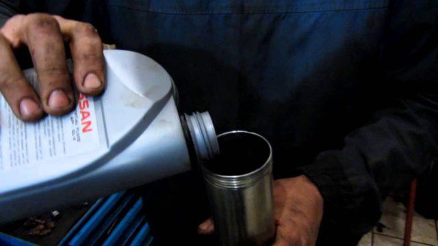 Замена масла в АКПП Хендай Солярис, как проверить уровень масла в АКПП Солярис