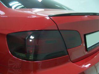 Допускается ли тонировать задние фонари автомобилей