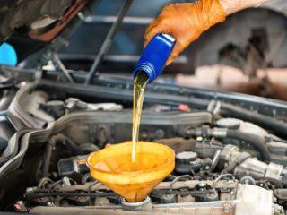 Стоит ли лить более вязкое масло, если машина прошла более 100 тыс. км.