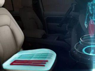 Jaguar создал «умное» кресло для автомобилей