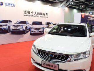 Уровень доверия к автомобилям из Китая растёт с каждым годом