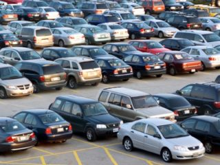 Что делать, если не можете найти автомобиль на парковке