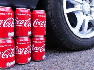 На что не способна Coca-Cola, хотя автомобилисты утверждают обратное