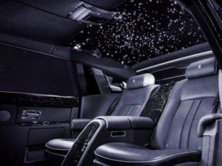 Самые дорогие и необычные опции в автомобиле