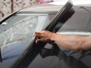 Частые ошибки, совершаемые во время самостоятельной тонировки авто