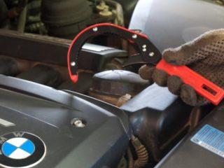 Полная и частичная замена масла в АКПП БМВ Е90 (BMW E90)