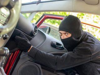 Как не стать жертвой автомобильных воришек