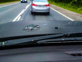 Можно ли получить компенсацию за прилетевший в ветровое стекло камень