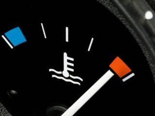 Что делать, если двигатель греется в пробке