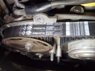 Через сколько и как менять ремень ГРМ на Renault Duster (Рено Дастер)