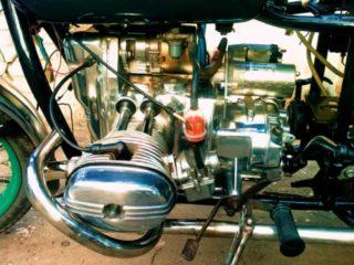 Сколько литров и какое масло лить в коробку и двигатель мотоцикла Урал