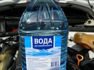 Как дистиллированная вода снижает расход топлива