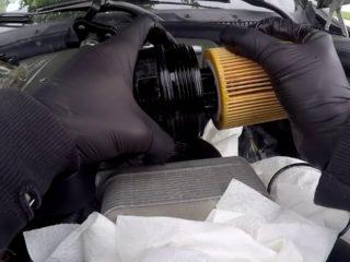 Замена масла в коробке БМВ Х3 Е83 (BMW X3 E83)
