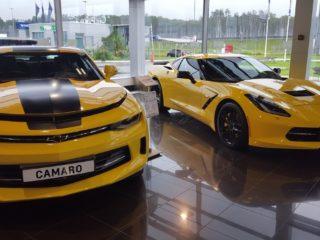 Chevrolet завершает продажи двух моделей в РФ