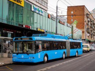 Что появится вместо троллейбусов в Москве?
