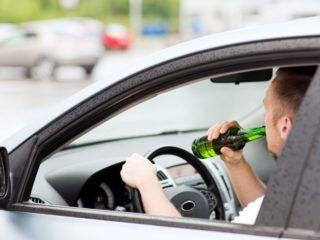 Ужесточаются меры борьбы с пьяными водителями