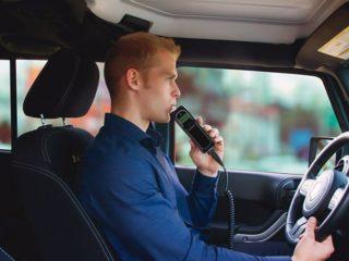 Когда появятся алкозамки на автомобилях?