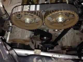 Когда и как поменять ремень ГРМ на Ford Fusion (Форд Фьюжен)