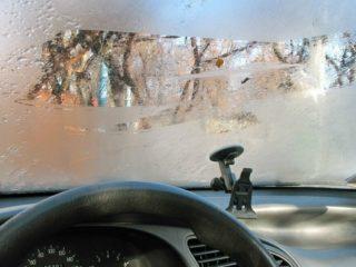 Причины запотевших стёкол в салоне авто