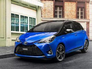 Новая генерация Yaris от Toyota признана самой безопасной машиной